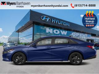 New 2022 Hyundai Elantra Preferred  -  Android Auto - $151 B/W for sale in Nepean, ON