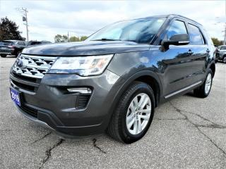 Used 2019 Ford Explorer XLT   Navigation   Blind Spot   Heated Seats for sale in Essex, ON