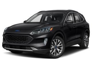 New 2021 Ford Escape Titanium for sale in Salmon Arm, BC