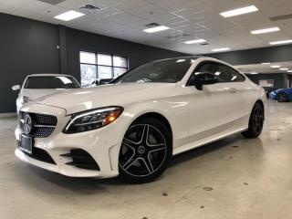Used 2019 Mercedes-Benz C-Class C 300 4MATIC*COUPE*FULLY LOADED*360 CAMERA* for sale in North York, ON