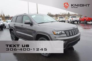 New 2021 Jeep Grand Cherokee Altitude for sale in Weyburn, SK