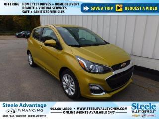 New 2022 Chevrolet Spark 1LT for sale in Kentville, NS