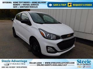 New 2022 Chevrolet Spark LS for sale in Kentville, NS
