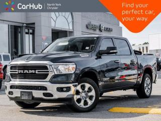 Used 2020 RAM 1500 Big Horn 4x4 Crew Cab 5'7'' Box Heated Seats Level 2 Grp Navigation for sale in Thornhill, ON