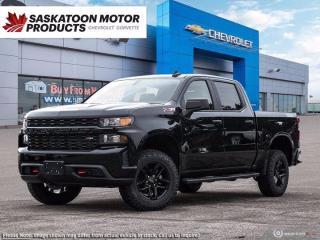 New 2021 Chevrolet Silverado 1500 Custom Trail Boss for sale in Saskatoon, SK