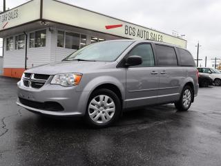 Used 2016 Dodge Grand Caravan SXT for sale in Vancouver, BC