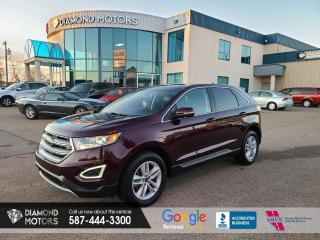Used 2018 Ford Edge SEL for sale in Edmonton, AB