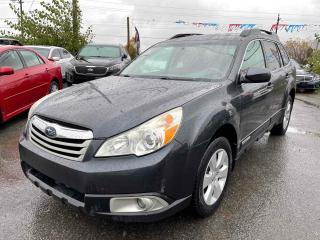 Used 2011 Subaru Outback 2.5I Premium for sale in Gloucester, ON