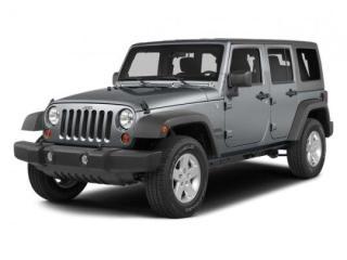 Used 2014 Jeep Wrangler Unlimited Sahara for sale in Saskatoon, SK