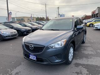 Used 2013 Mazda CX-5 GX for sale in Hamilton, ON
