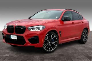 Used 2020 BMW X4 M Competition for sale in Langley, BC