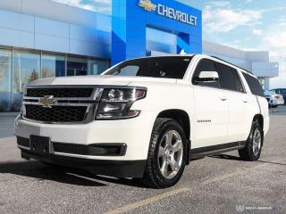 Used 2016 Chevrolet Suburban LS 4WD   Bluetooth   Rear View Camera   Remote Start for sale in Winnipeg, MB