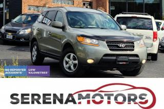 Used 2009 Hyundai Santa Fe GLS | AWD | LEATHER | SUNROOF | HTD SEATS | NO ACC for sale in Mississauga, ON