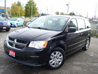 Used 2014 Dodge Grand Caravan SE,Auto,A/C,Certified,No Accident,No Rust,Racks for sale in Kitchener, ON