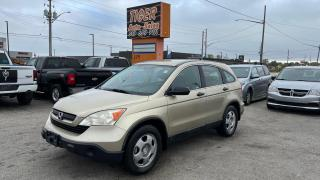 Used 2008 Honda CR-V LX*4X4*AUTO*4 CYLINDER*ONLY 188KMS*CERT for sale in London, ON