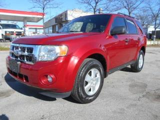Used 2011 Ford Escape XLT 2.5L FWD  Loaded Certified 158,000Km for sale in Rexdale, ON