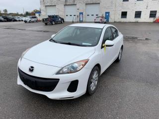 Used 2012 Mazda MAZDA3 for sale in Innisfil, ON