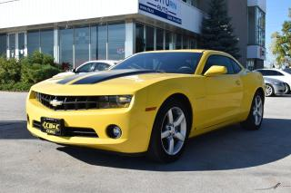 Used 2010 Chevrolet Camaro 2LT - LIKE NEW - NO ACCIDENTS for sale in Oakville, ON