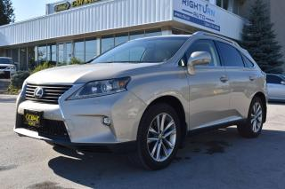 Used 2015 Lexus RX 350 Sportdesign - No Accidents for sale in Oakville, ON
