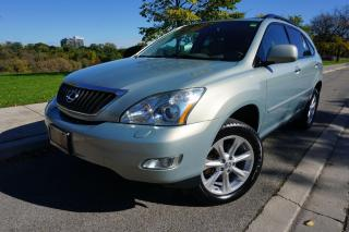Used 2009 Lexus RX 350 ULTRA PREMIUM / LOW KM'S / NO ACCIDENTS / CLEAN for sale in Etobicoke, ON