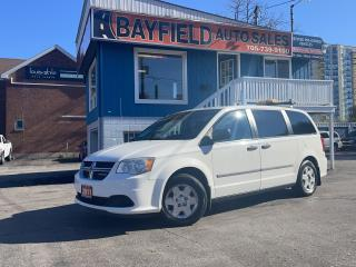 Used 2011 Dodge Grand Caravan CARGO **Power Group/Divider/Rear Shelving** for sale in Barrie, ON