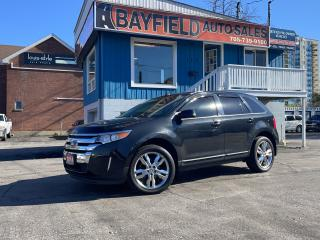Used 2014 Ford Edge SEL AWD **Leather/Pano Rood/Navigation** for sale in Barrie, ON