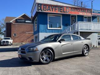 Used 2012 Dodge Charger SXT **Sunroof/Heated Seats/Remote Start** for sale in Barrie, ON