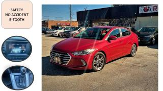 Used 2017 Hyundai Elantra 4drAuto BLIND SPOT LOW KM NO ACCIDENT SAFETY for sale in Oakville, ON