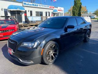 Used 2018 Chrysler 300 300S-Accident Free- We Finance for sale in Stoney Creek, ON
