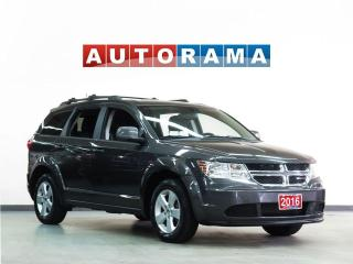 Used 2016 Dodge Journey R/T AWD Leather Navi Sunroof PDC for sale in Toronto, ON