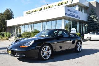 Used 2002 Porsche Boxster S for sale in Oakville, ON