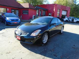 Used 2008 Nissan Altima 3.5 SE/ LEATHER / ROOF / PUSH START / V6 / ALLOYS/ for sale in Scarborough, ON