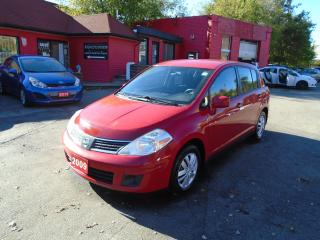 Used 2009 Nissan Versa 1.8 S/ PWR GROUP / A/C / NO ACCIDENT / RUNS MINT for sale in Scarborough, ON