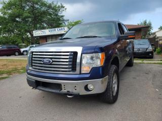 Used 2010 Ford F-150 4WD SuperCrew 145  XLT for sale in St. Catharines, ON