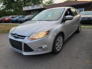 Used 2012 Ford Focus 5DR HB SE for sale in St. Catharines, ON