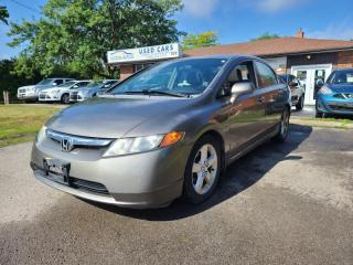 Used 2008 Honda Civic Sdn 4dr Auto LX for sale in St. Catharines, ON