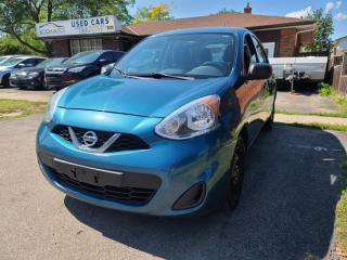 Used 2015 Nissan Micra 4DR HB AUTO S for sale in St. Catharines, ON