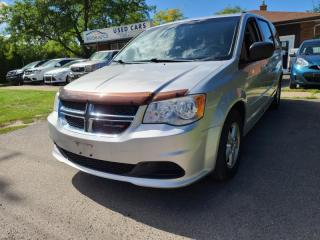 Used 2012 Dodge Grand Caravan 4dr Wgn SE for sale in St. Catharines, ON