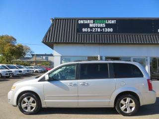 Used 2009 Dodge Grand Caravan FULL STOW AND GO,ALLOYS,REAR POWER WINDOWS for sale in Mississauga, ON