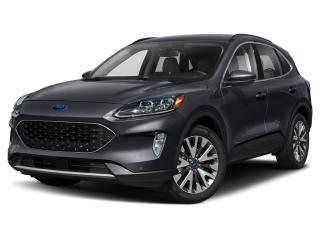 New 2021 Ford Escape Titanium Hybrid for sale in Salmon Arm, BC