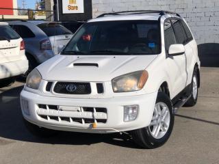 Used 2003 Toyota RAV4 for sale in Saskatoon, SK