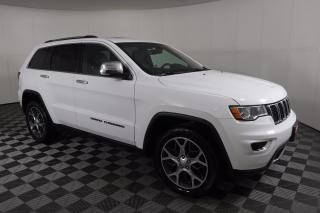 Used 2019 Jeep Grand Cherokee Limited LOCAL TRADE-IN   NAVIGATION   4X4   LEATHER   SUNROOF   HEATED SEATS   REMOTE START for sale in Huntsville, ON