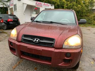 Used 2007 Hyundai Tucson 2007 Hyundai Tucson /154Km/Safety Certification included Asking Price/Winter Tires included for sale in Toronto, ON