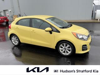 Used 2016 Kia Rio EX One Owner | Rear Camera | Alloy Wheels for sale in Stratford, ON