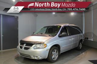 Used 2007 Dodge Grand Caravan SXT As Is - Cruise  - Cloth Interior - 3rd Row Seating for sale in North Bay, ON