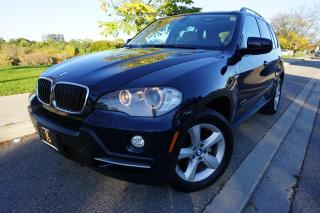 Used 2010 BMW X5 3.0I / EXECUTIVE / REAR DVD / LOCAL / STUNNING for sale in Etobicoke, ON