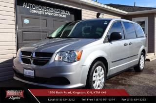 Used 2015 Dodge Grand Caravan SE/SXT CLEAN CARFAX - STO'N'GO - for sale in Kingston, ON