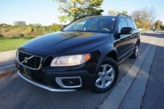 Used 2009 Volvo XC70 3.2 / NO ACCIDENTS / CERTIFIED / GREAT SHAPE for sale in Etobicoke, ON