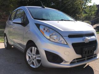 Used 2015 Chevrolet Spark 5DR HB CVT LT W/1LT for sale in Waterloo, ON