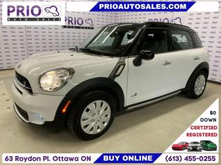 Used 2015 MINI Cooper Countryman ALL4 4DR S for sale in Ottawa, ON